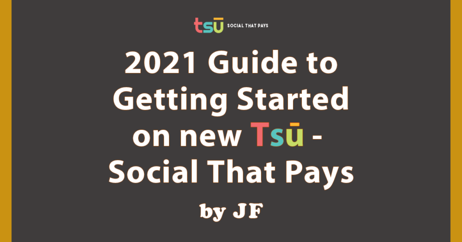 How to Get Started on Tsu